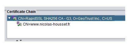 importer automatiquement un certificat dans le java keystore