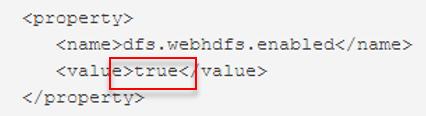 dfs.webhdfs.enabled