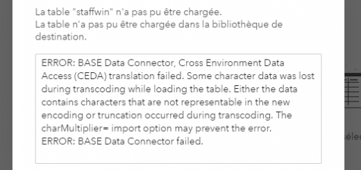 ross Environment Data Access (CEDA) translation failed