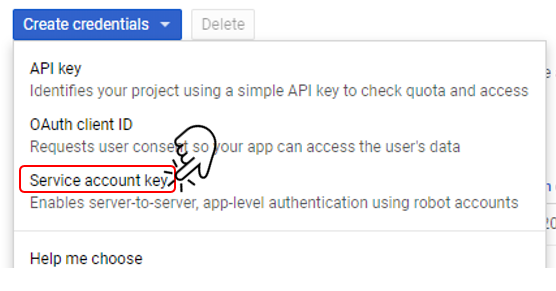 sas-google-bigquery-service-account-key