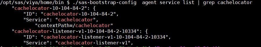 sas-bootstrap-config-agent-service-list