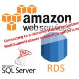 sql-server-amazon-rds-error-depuis-sas-libname-odbc